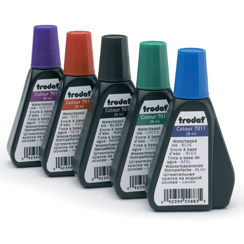 Refill Ink For Self Inking Stamps And Traditional